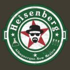 Heisenberg Breaking Bad by shufti