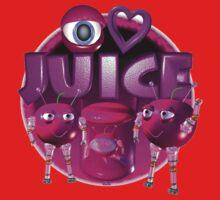 I Love Juice w/ cherry from Valxart.com by Valxart