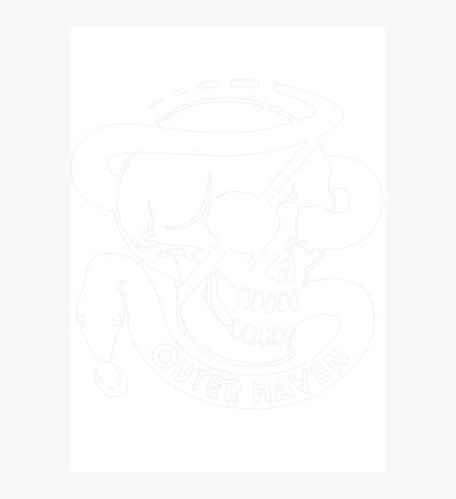 Metal Gear Solid - Outer Heaven Photographic Print