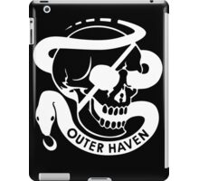 Metal Gear Solid - Outer Heaven iPad Case/Skin