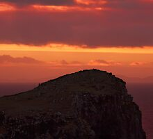 Neist Point in evening display, isle of skye by Birgit Van den Broeck