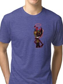 St Nick Tri-blend T-Shirt