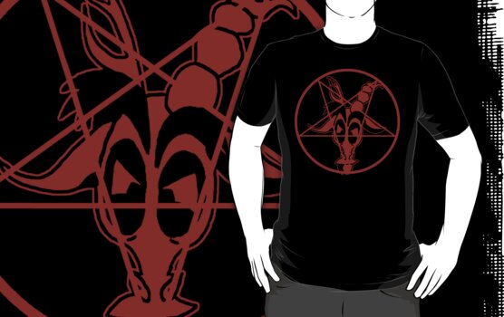 Black Metal Discord - Red by Norlf