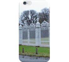 Mansion Gates iPhone Case/Skin