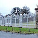 Mansion Gates by AnnDixon