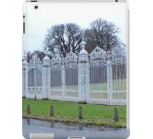Mansion Gates iPad Case/Skin
