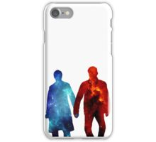 Destiel into infinity iPhone Case/Skin