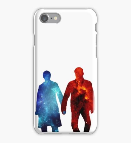 Destiel into infinity iPhone Case/Skin