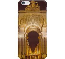 Rua Agusta Arch Lisbon iPhone Case/Skin