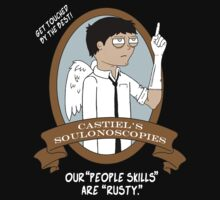 Castiel's Soulenoscopies by whitmore55
