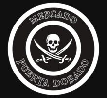 Pirates Mercado Puerta Dorado by AngrySaint