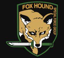 Metal Gear Solid - Fox Hound by DANT art