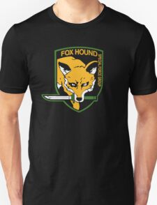 Metal Gear Solid - Fox Hound T-Shirt