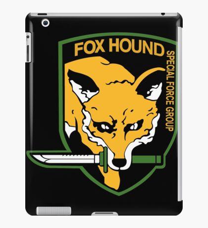 Metal Gear Solid - Fox Hound iPad Case/Skin