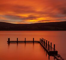 Ullswater Sunrise by Brian Kerr