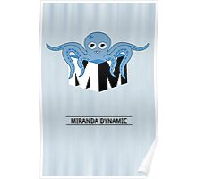 Miranda Dynamic Poster