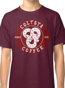 My Latte Pony - Caffiene is Addictive Classic T-Shirt