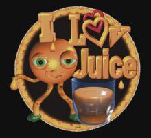 I love Juice Orange from Valxart.com  by Valxart