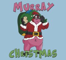 Murray Christmas by HannyFranco