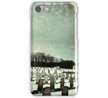 We Are the Dead iPhone Case/Skin
