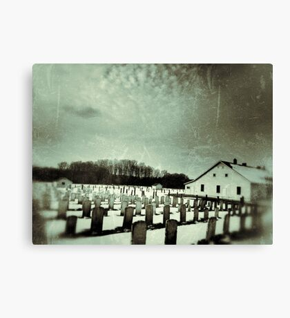 We Are the Dead Canvas Print