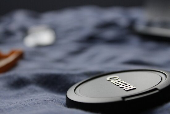 Canon Lens Cap by Danny  Young