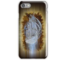 """Man-O-War III"" iPhone Case/Skin"