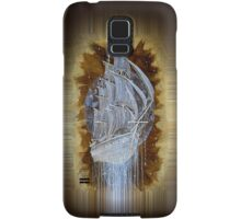 """Man-O-War III"" Samsung Galaxy Case/Skin"