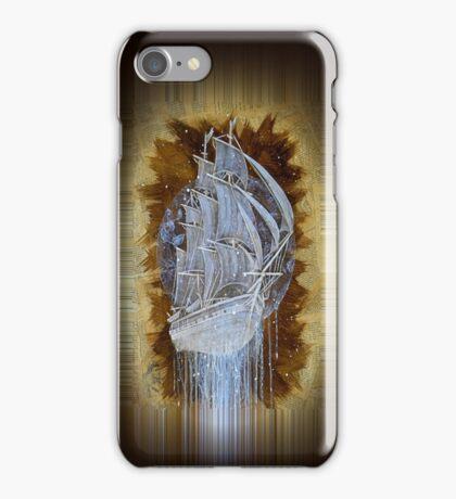 """Man-O-War III"" iPhone Case/Skin"