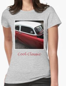 Cool Classic Womens Fitted T-Shirt