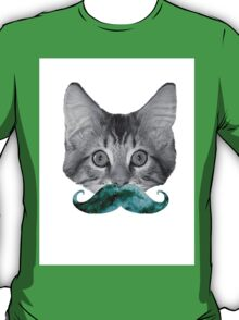 Facially-Blessed Feline T-Shirt