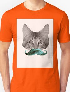 Facially-Blessed Feline T-Shirt
