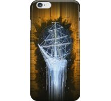 """Man-O-War II"" iPhone Case/Skin"