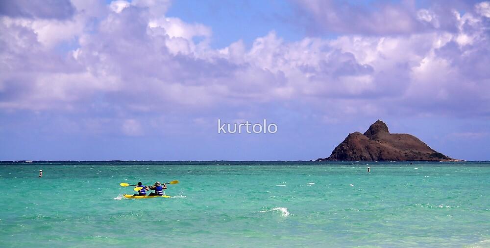 Water Sports in Hawaii by kurtolo