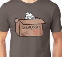 Sherlock's Mind Palace- 5 colors Unisex T-Shirt