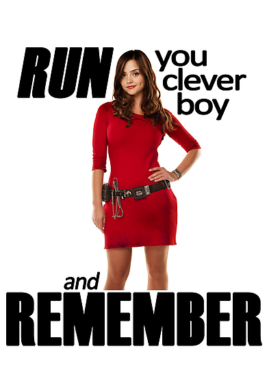 Run, You Clever Boy by maezors