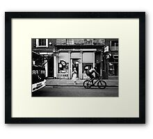 Untitled - London Framed Print