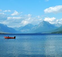 Lake McDonald by Caleb Ward