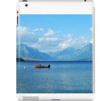 Lake McDonald iPad Case/Skin