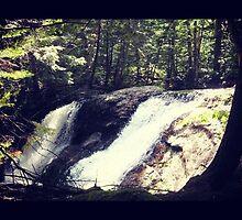 Waterfall by Morgan Patten