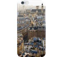 Paris Rooftops iPhone Case/Skin