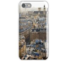 Paris Rooftops iPhone Case/Skin