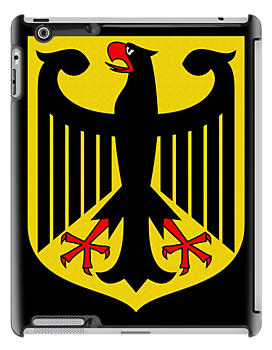 GERMAN COAT OF ARMS by OTIS PORRITT