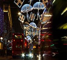 Christmas in London by TaylorAXO