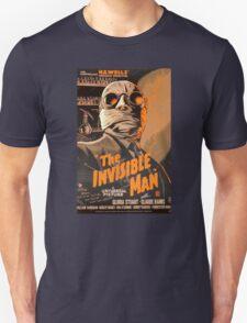 The Invisible Man - Retro T-Shirt