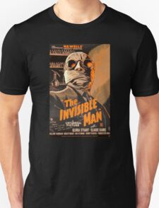 The Invisible Man - Retro T-Shirt