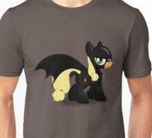 The Hero Ponyville Deserves Unisex T-Shirt