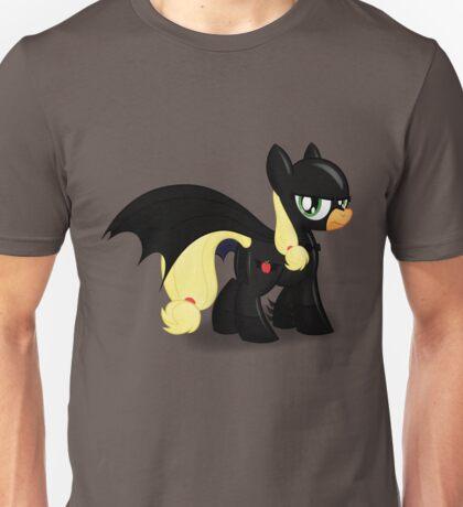 The Hero Ponyville Deserves Unisex T-Shirt