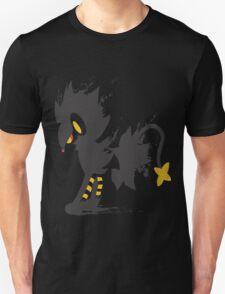 Luxray paint-splatter  Unisex T-Shirt