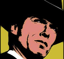 CLINT EASTWOOD-COOGAN'S BLUFF by OTIS PORRITT